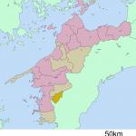 北宇和郡松野町